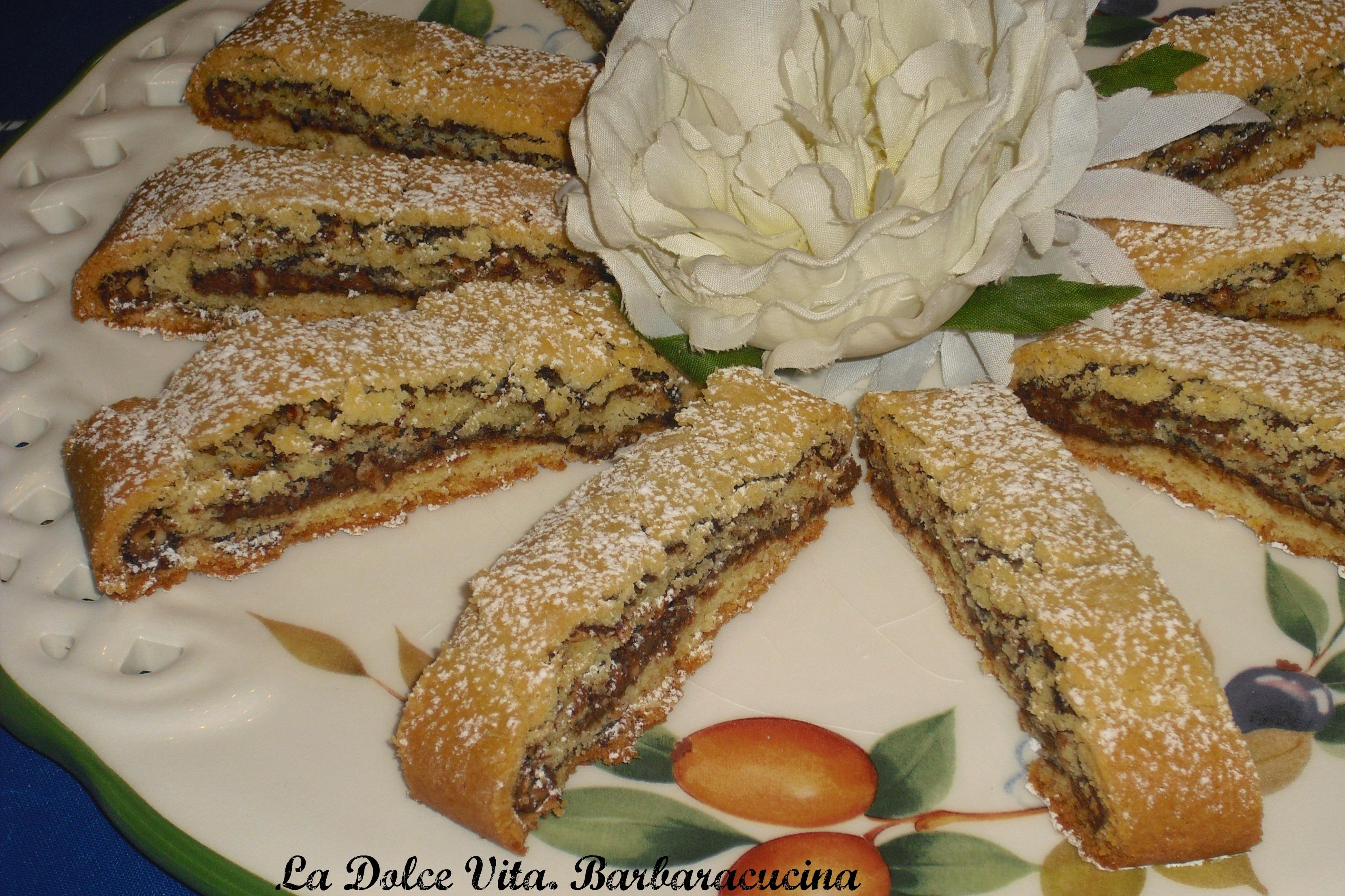 biscotti alla nutella 1