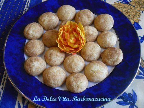 Biscotti alla cannella (snickerdoodles!)