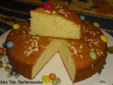 torta con panna