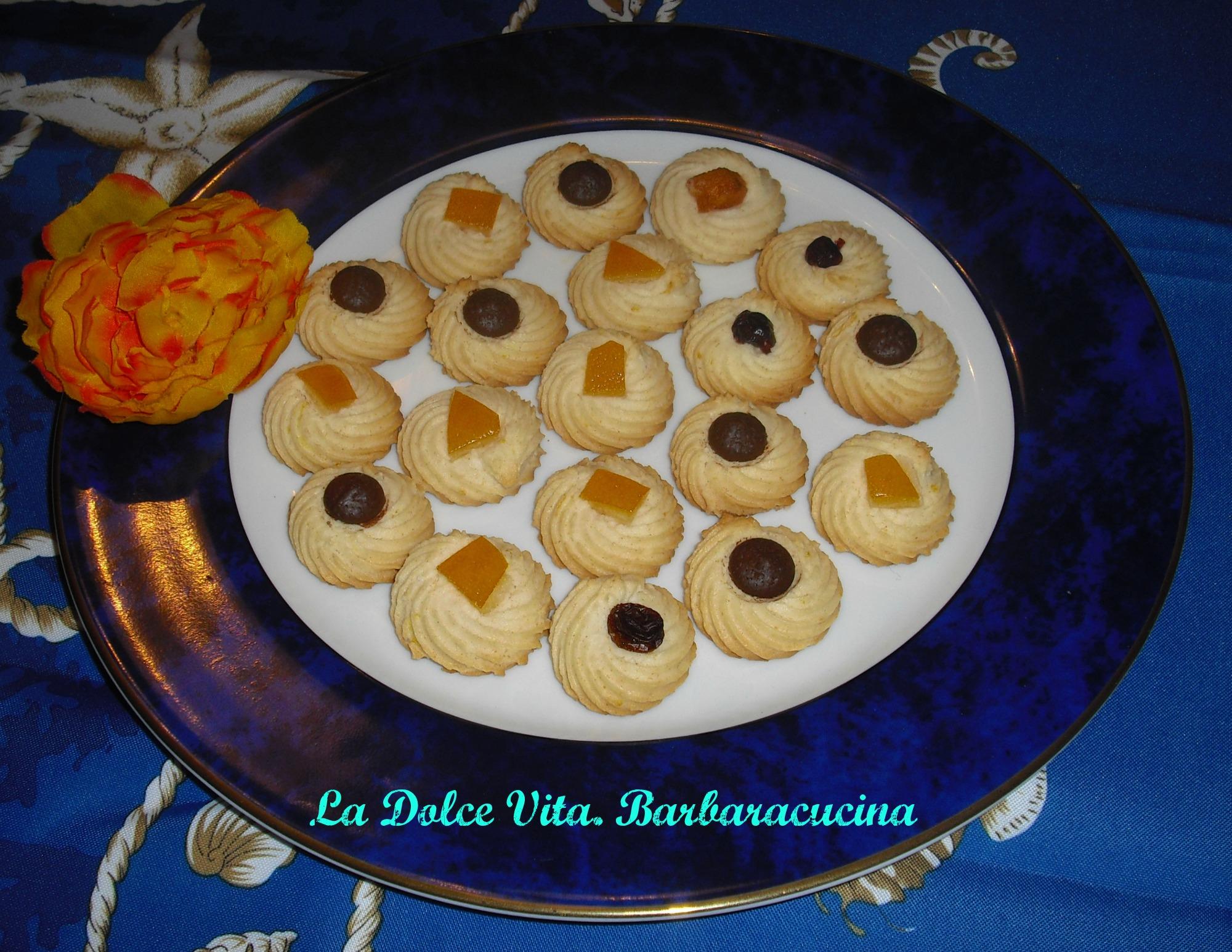 biscotti di frolla allo yogurt 2