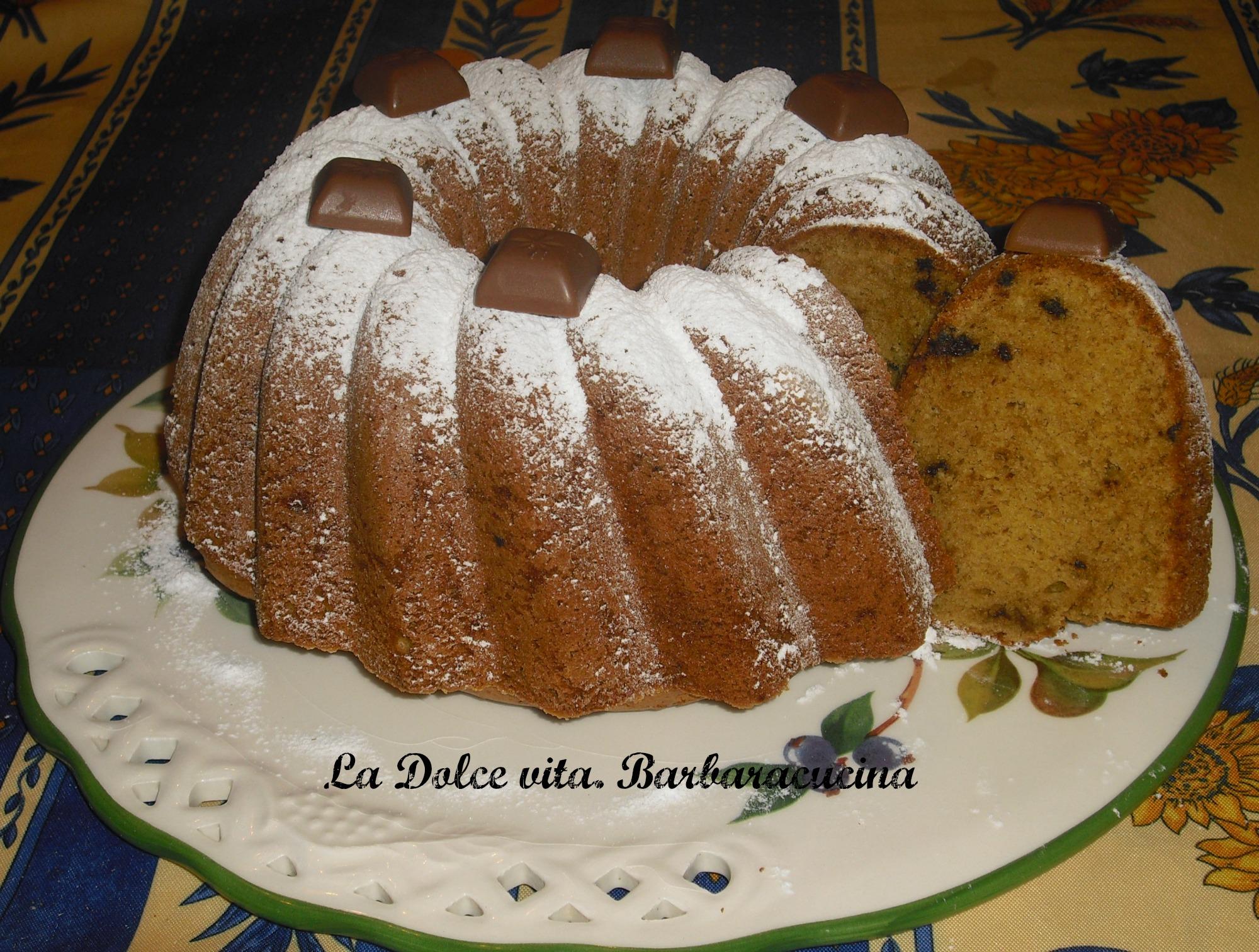 torta al burro di arachidi 1