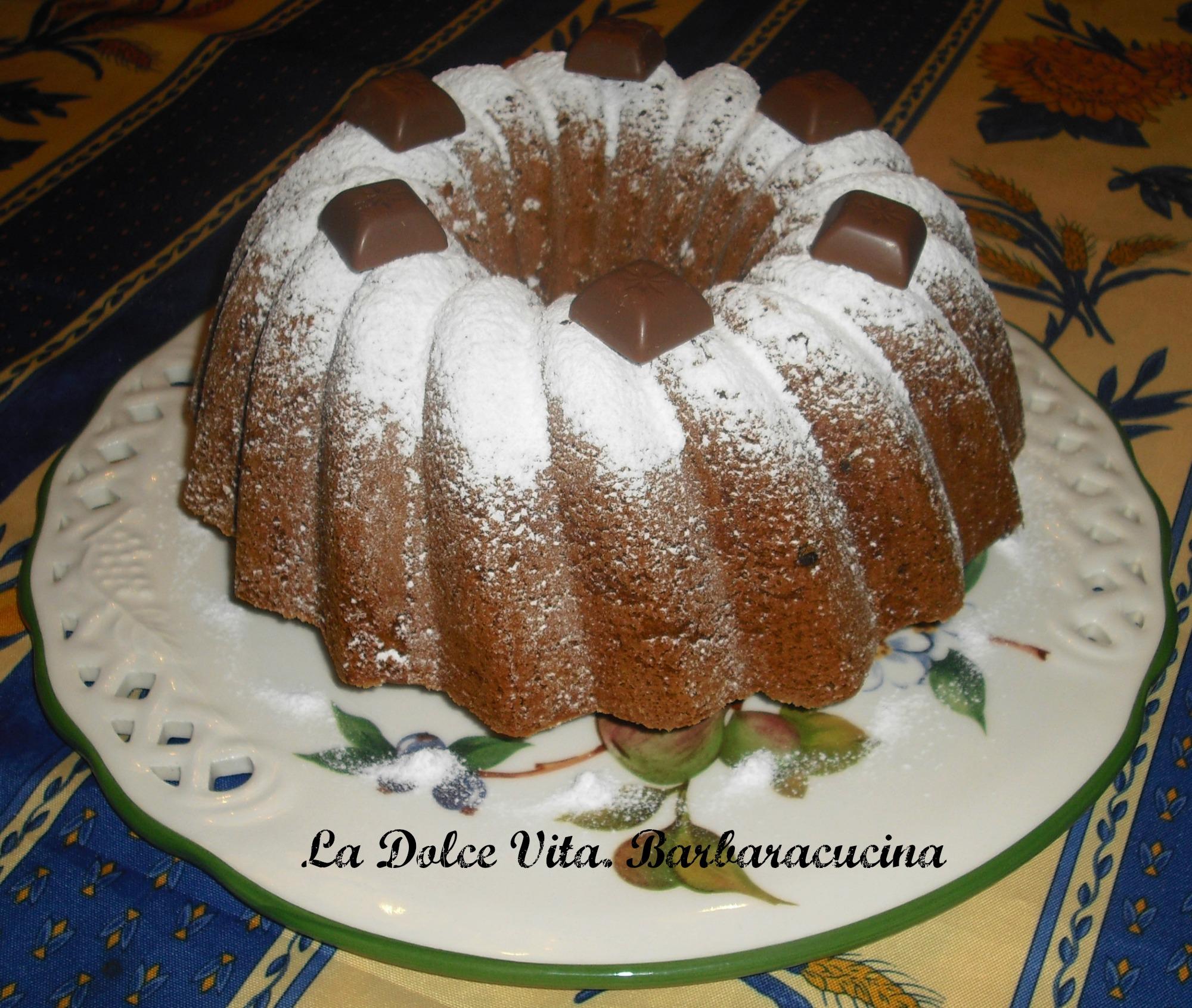 torta al burro di arachidi