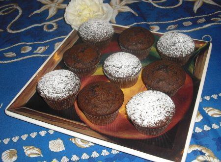 Cupcakes al cioccolato, morbidissimi!