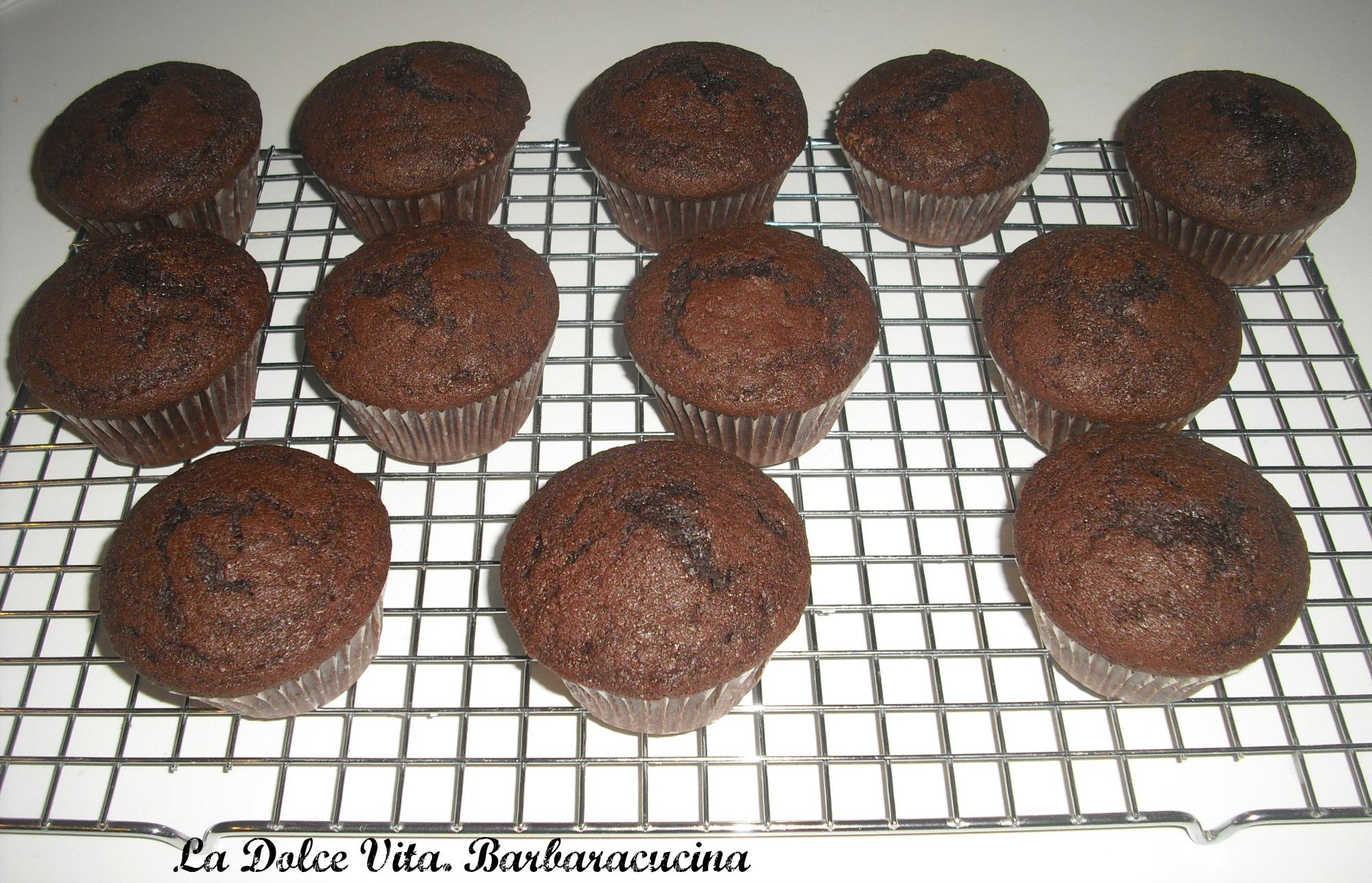 cupcakes al cioccolato 2