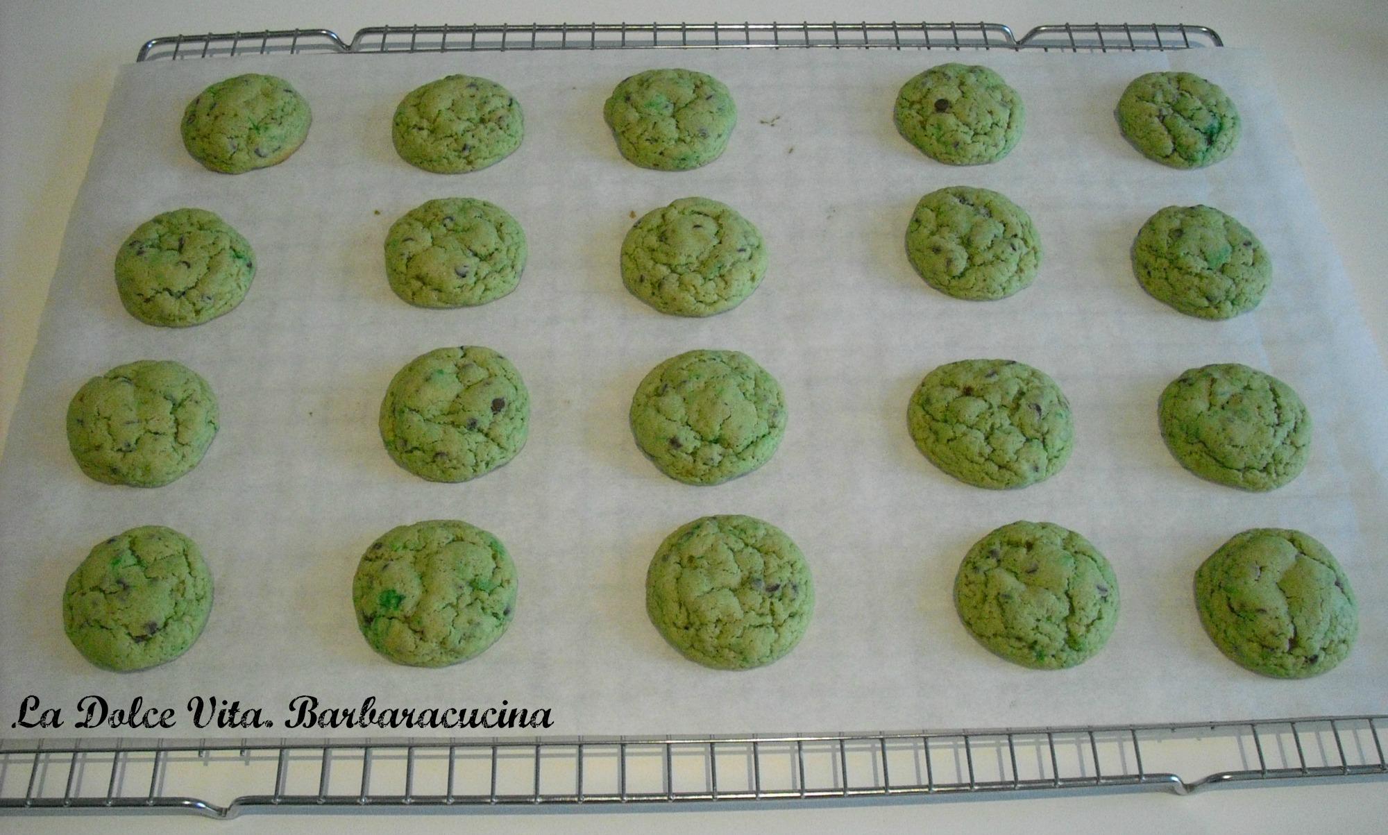 abbastanza Biscotti alla menta e cioccolato! | La Dolce Vita PM02