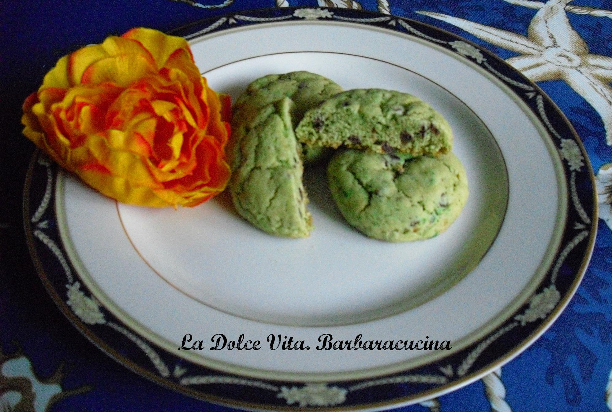 Preferenza Biscotti alla menta e cioccolato! | La Dolce Vita YX89