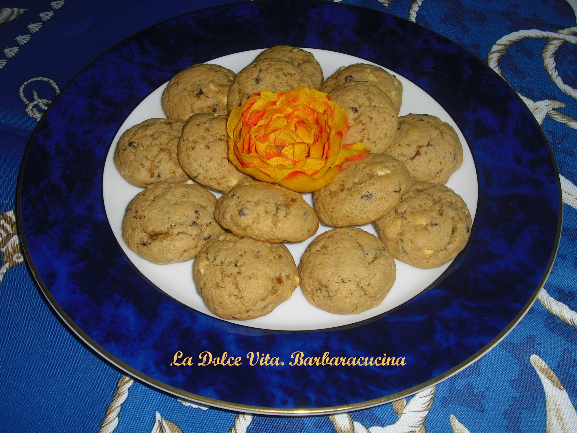cookies al caffè 3