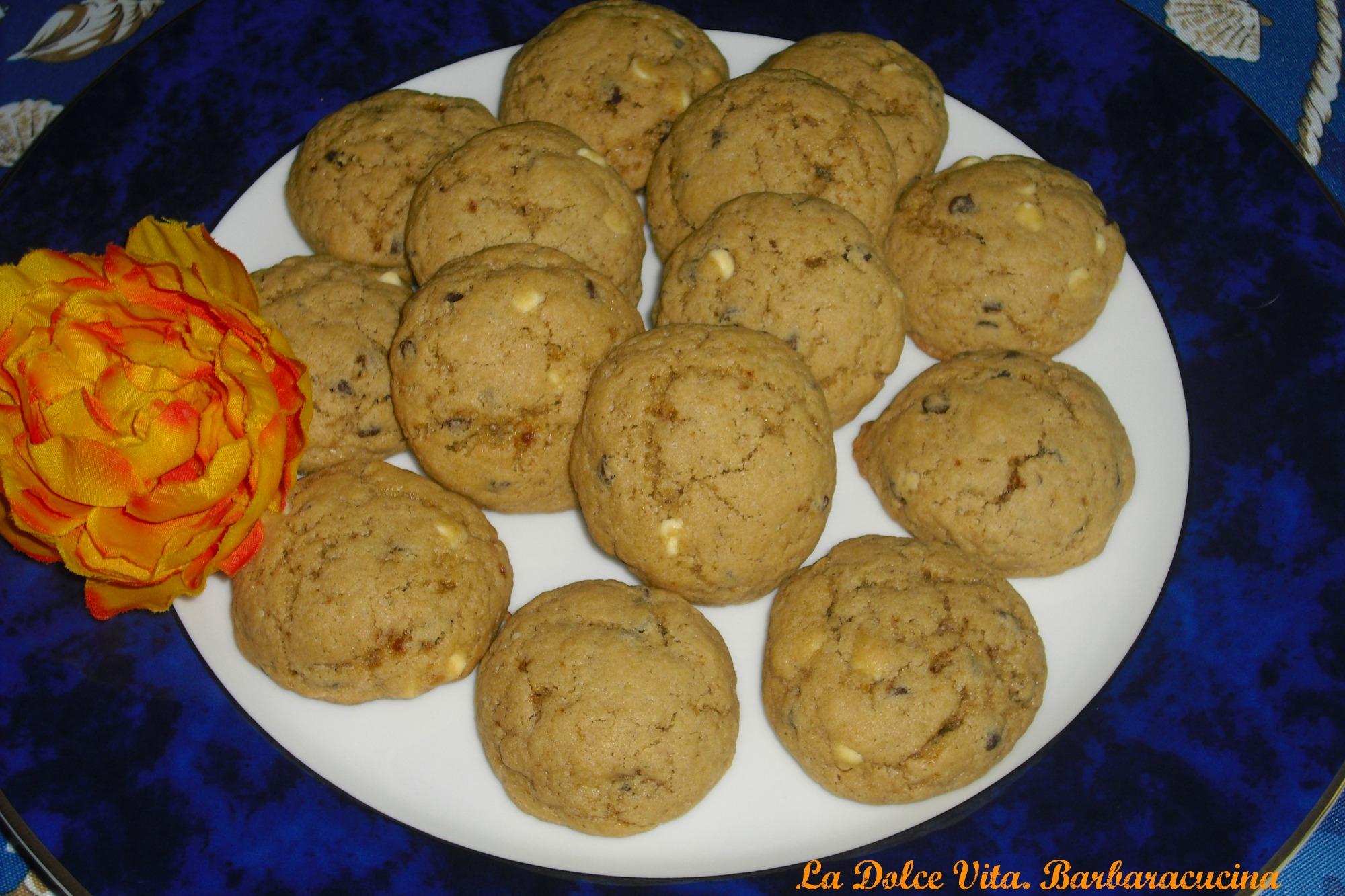 cookies al caffè 4