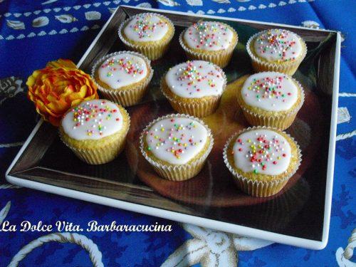 Cupcakes al lime sofficissimi!