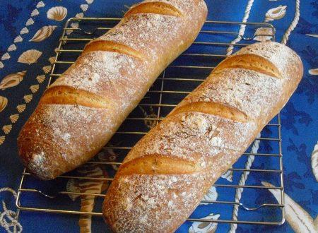 Pane ai semi di finocchio!