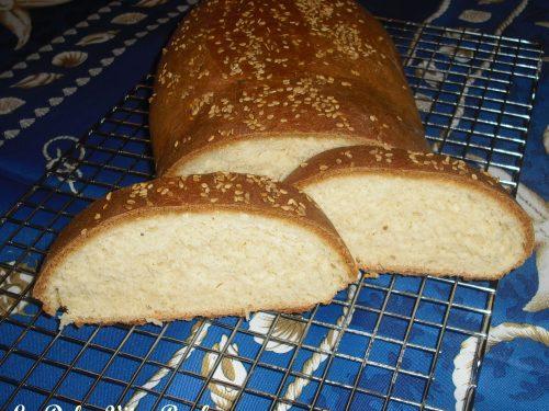 Pane della mezz'ora, buonissimo!