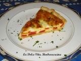 torta salata con peperoni 4