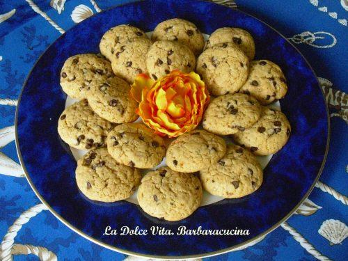 Cookies americani light golosissimi!