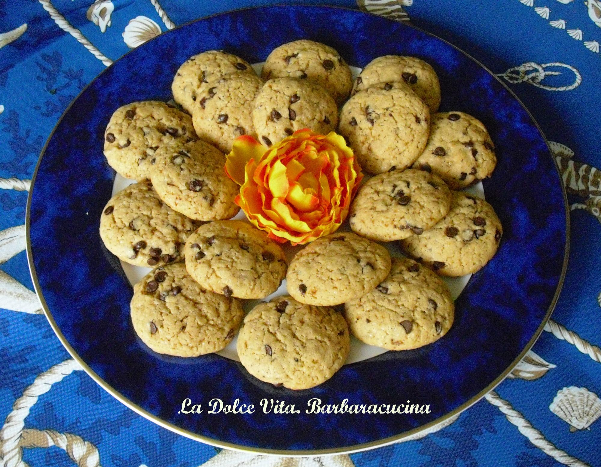 cookies americani light