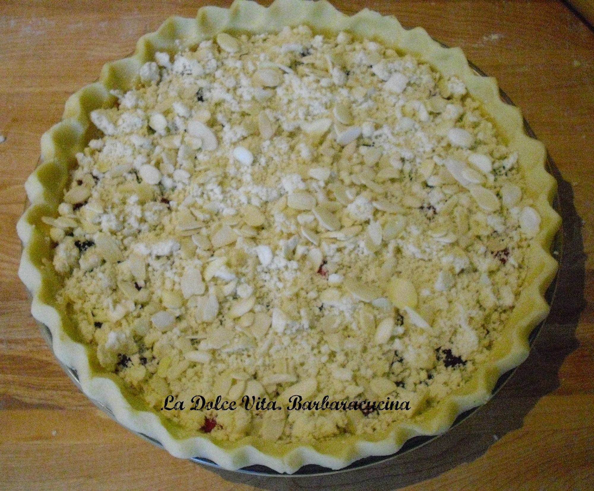 crostata alle ciliegie 2