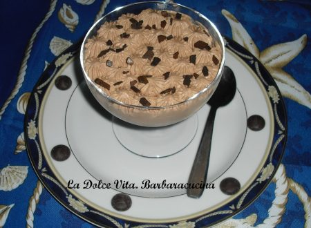Mousse alla nutella con 3 ingredienti!!
