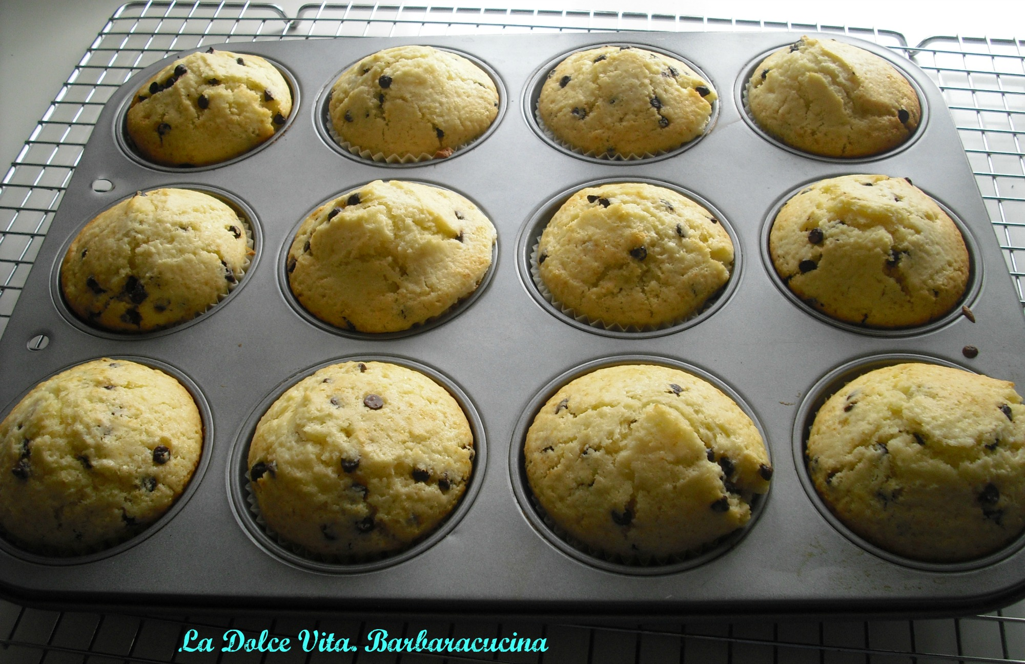 muffins ripieni di crema 2