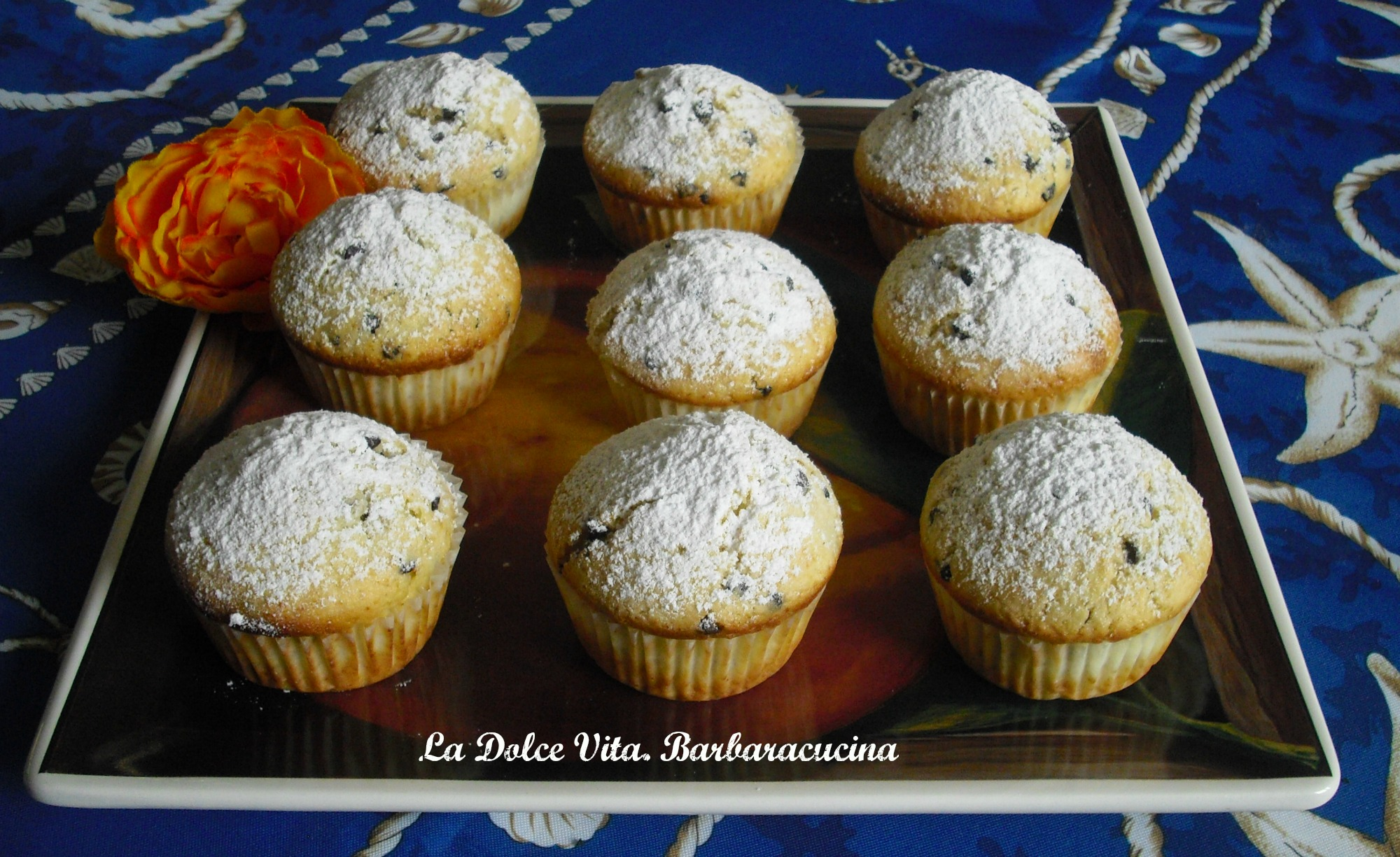 muffins ripieni di crema 3