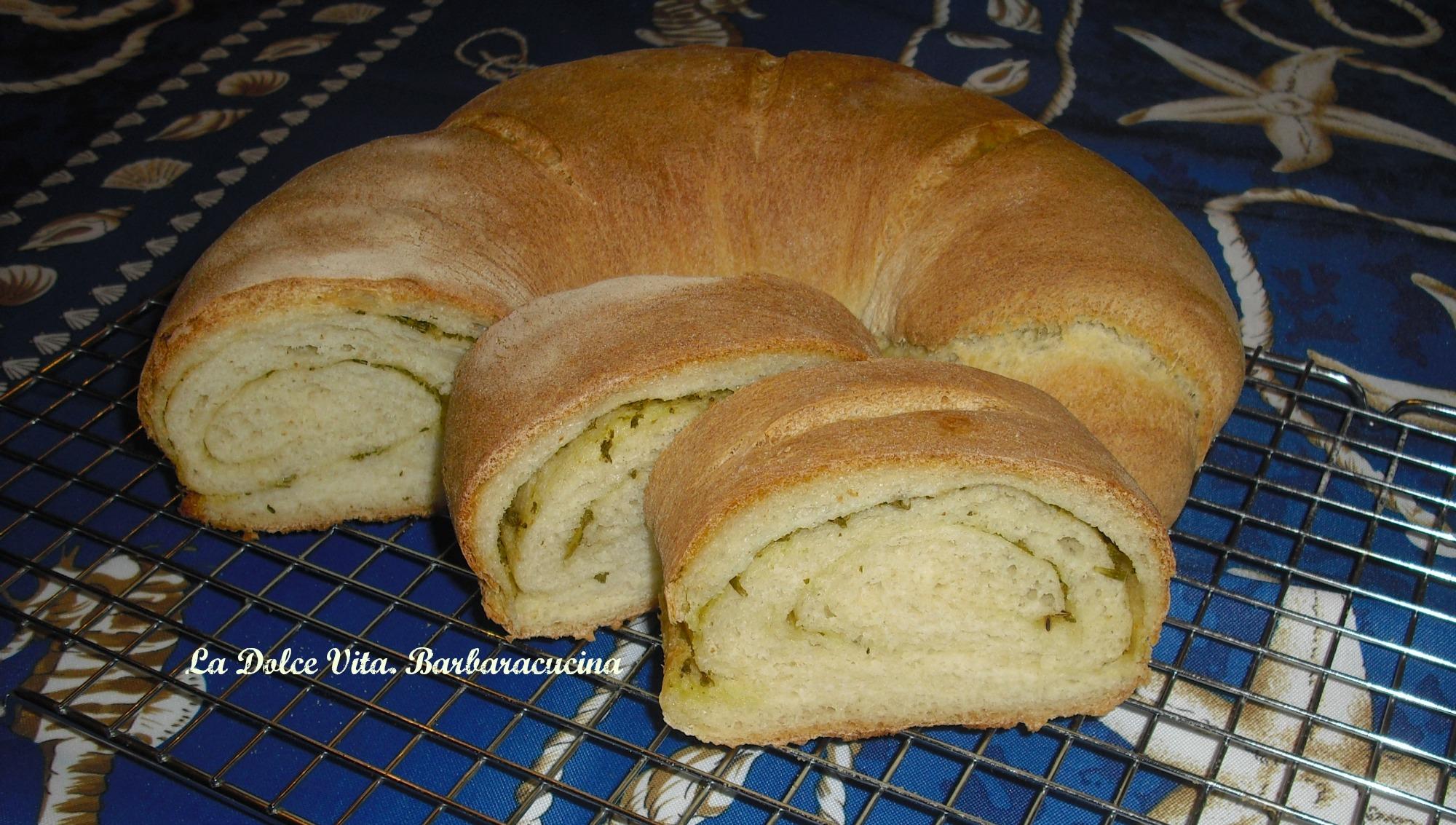 pane al pesto 5