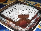 brownies al cioccolato 5