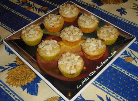 Muffins alle mandorle sofficissimi!!!