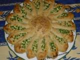 torta rustica ai piselli 5