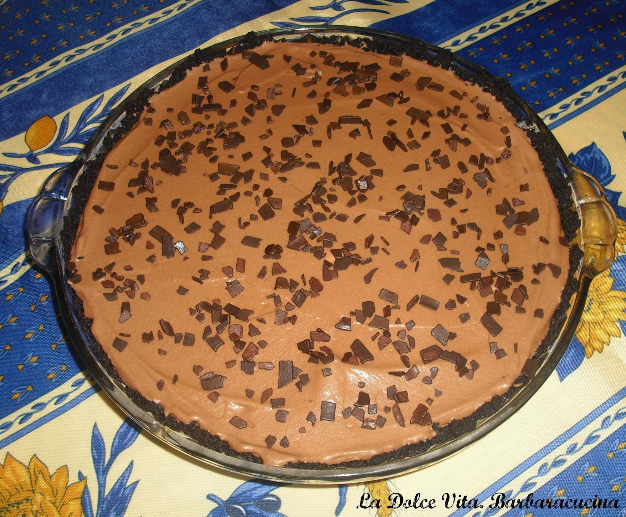 torta senza cottura 1