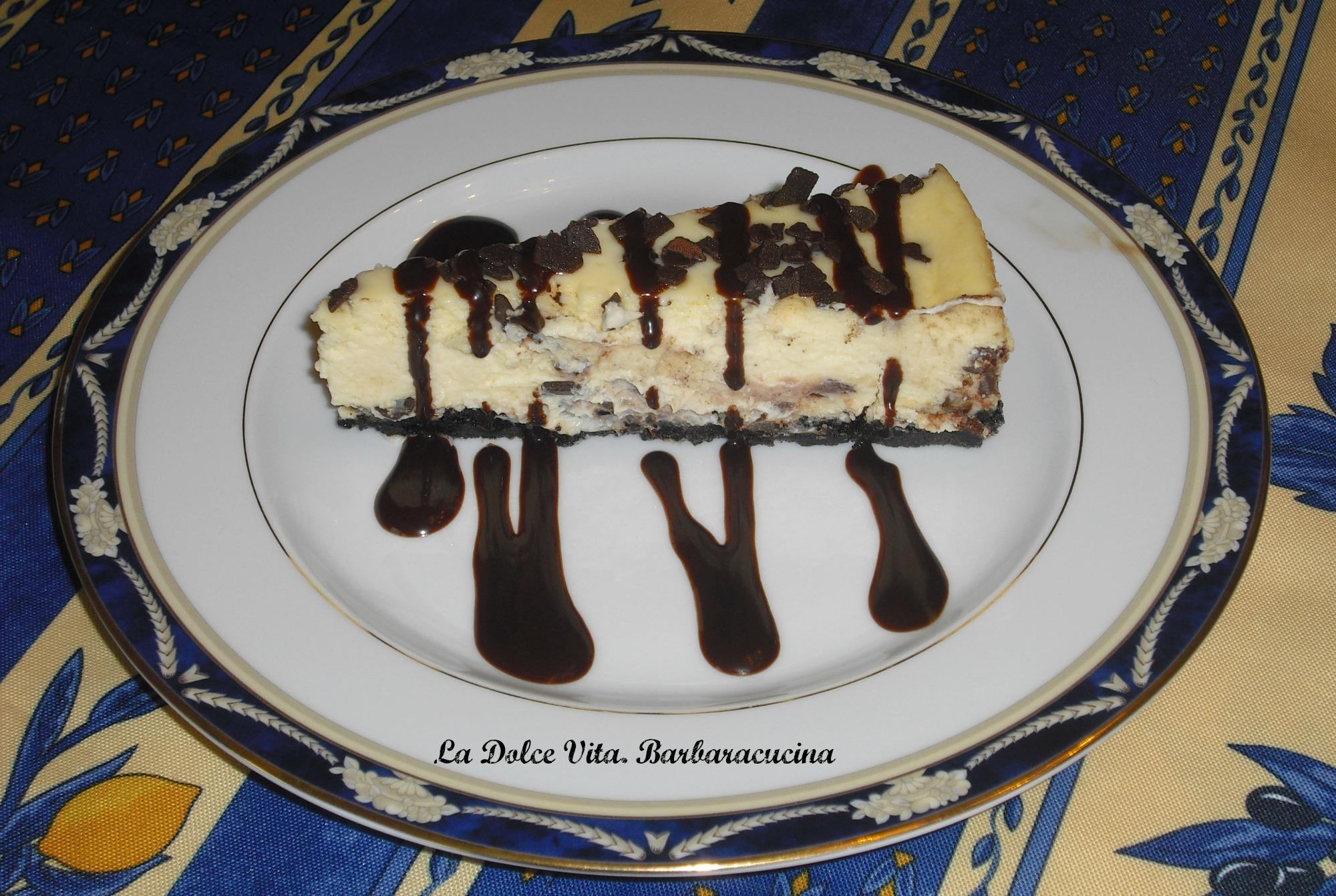 cheesecake con le gocce 3