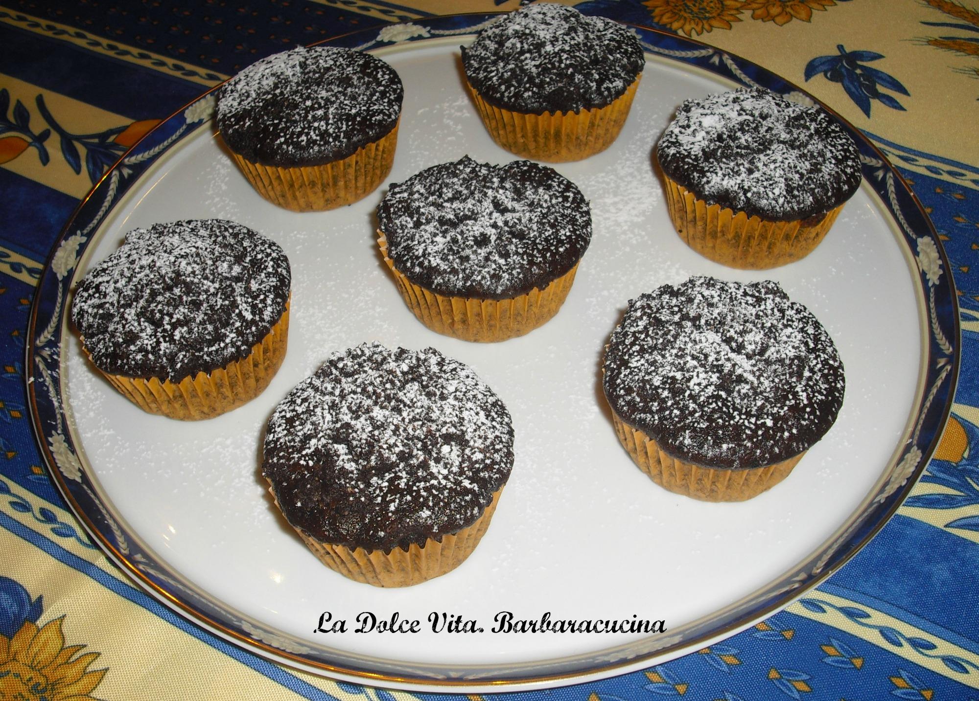 muffins al cacao 3