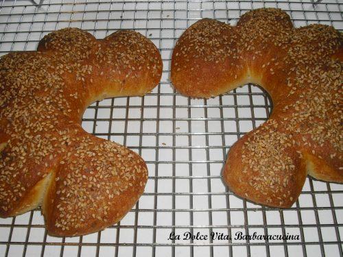 Pane al sesamo col robot da cucina!