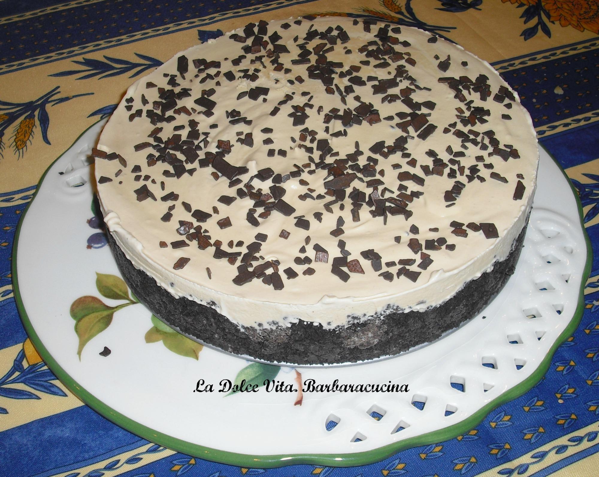 torta fredda al caffè 1