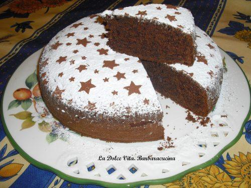 Torta soffice al cioccolato!!