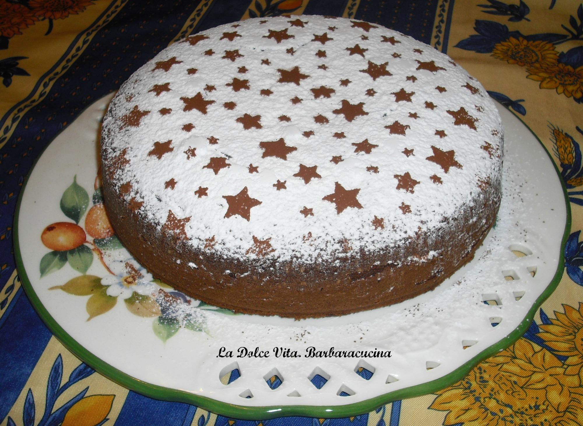 torta soffice al cioccolato 2