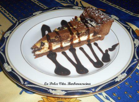 Crostata ricotta e cioccolato!