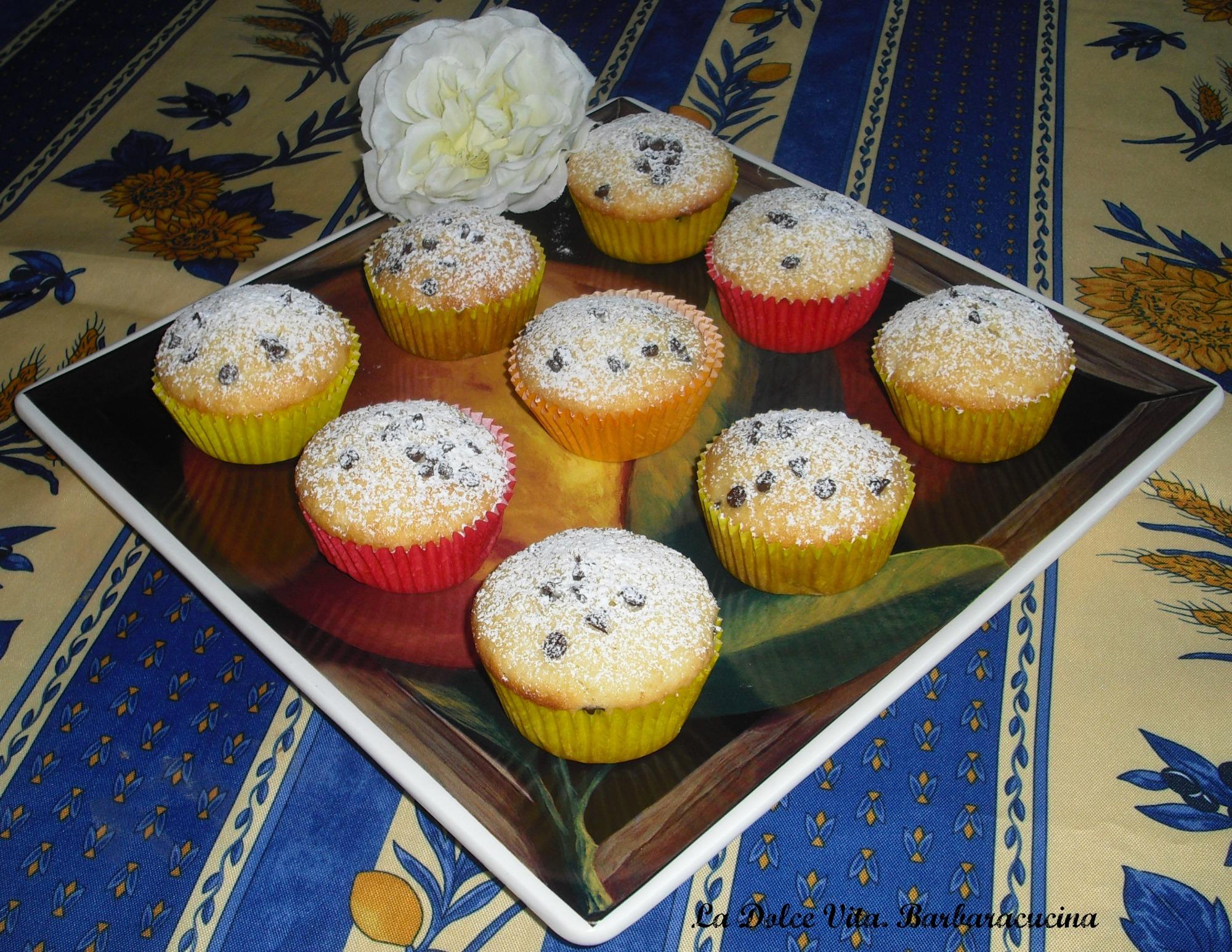 muffin al cocco 2