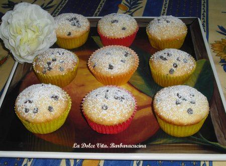 Muffin al cocco sofficissimi!!
