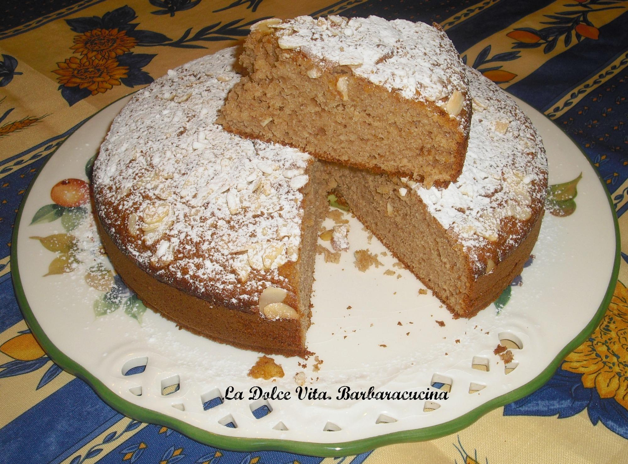 torta con cannella