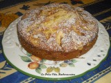 torta con mele e mandorle