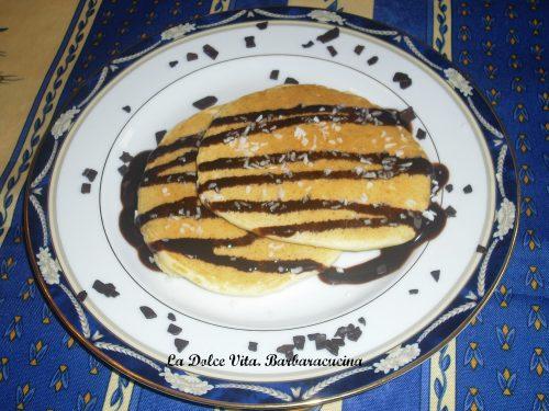 Pancakes al cocco deliziosi!
