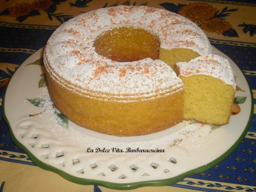 Torta 7 vasetti al limone!