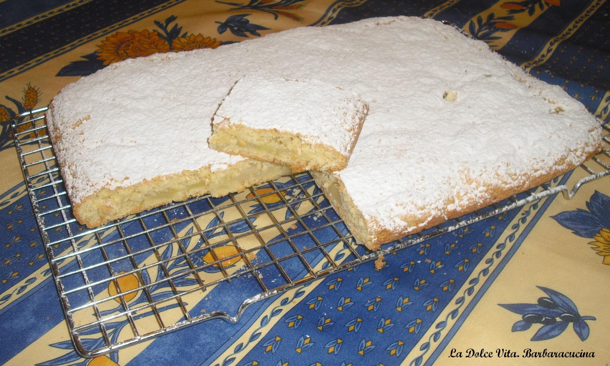 torta di ripiena di mele