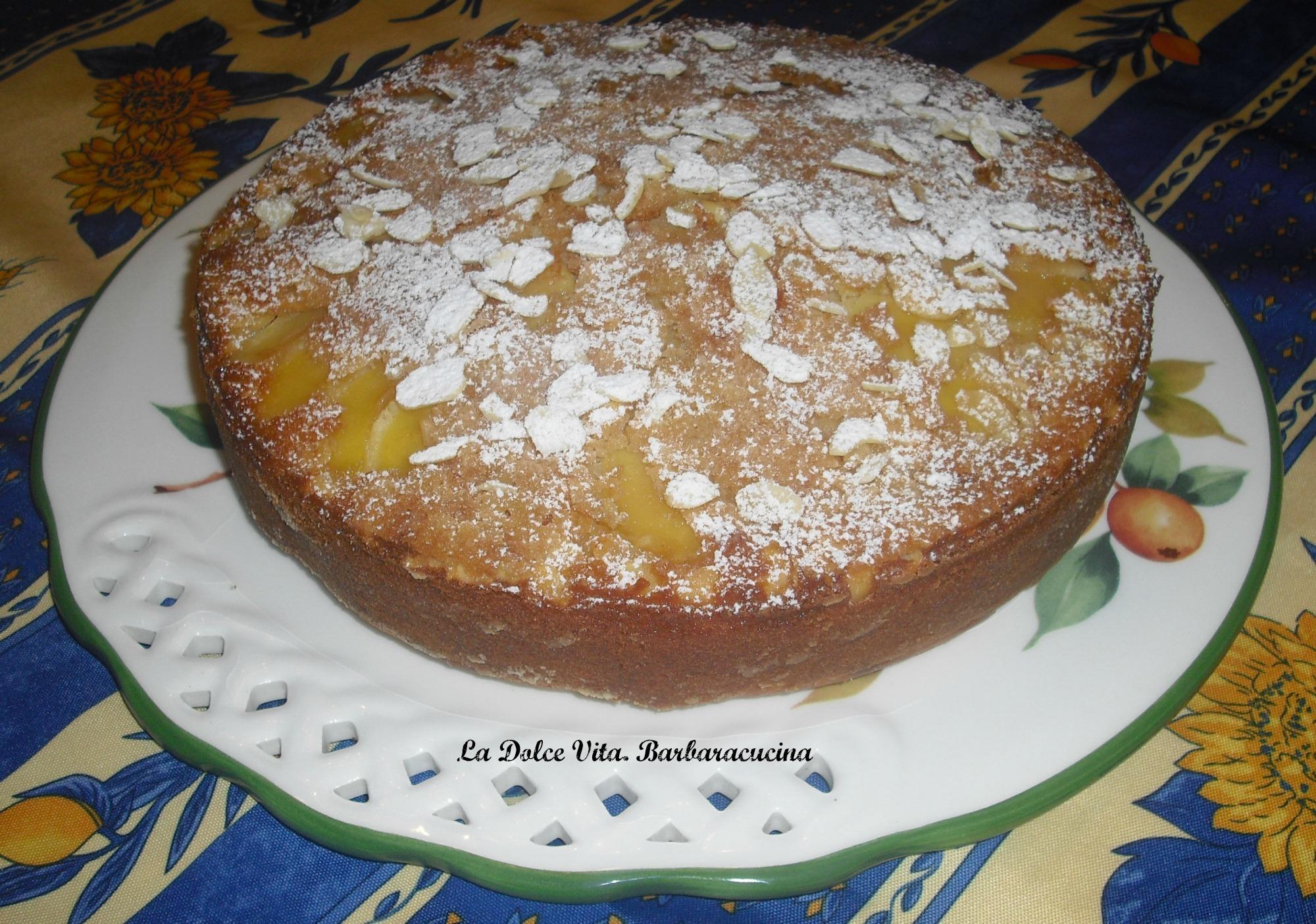 torta di mele rovesciata 1