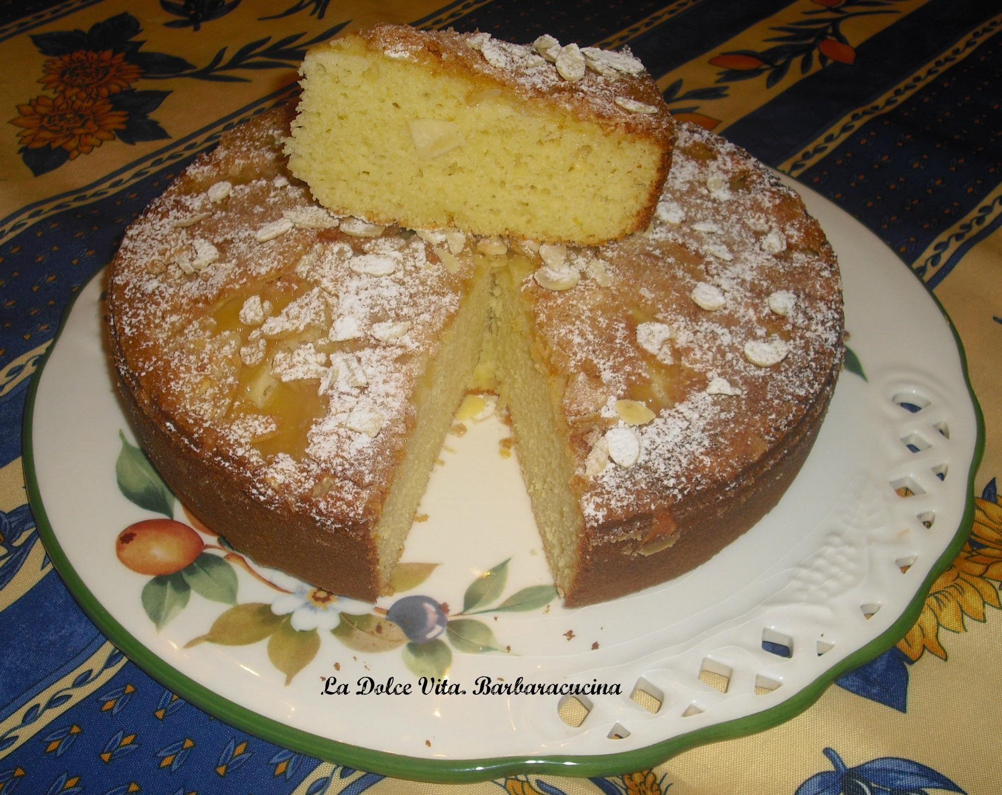 torta di mele rovesciata 2