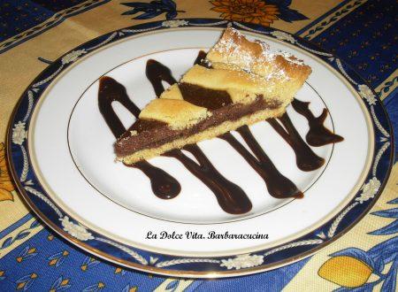 Crostata ricotta e cioccolato!!!