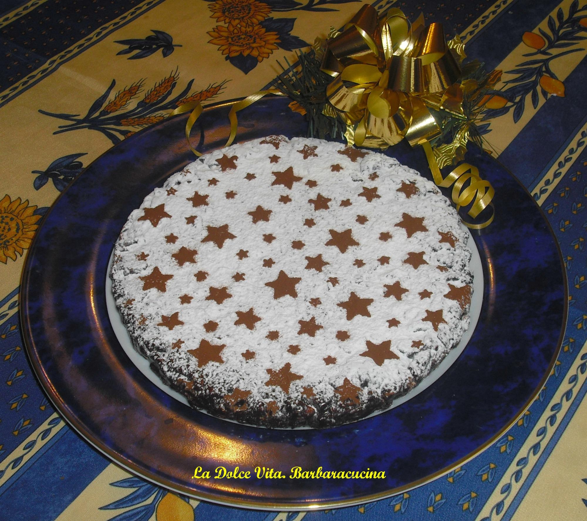 panforte al cioccolato 3