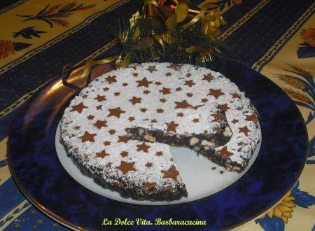 Panforte al cioccolato, delizioso!!