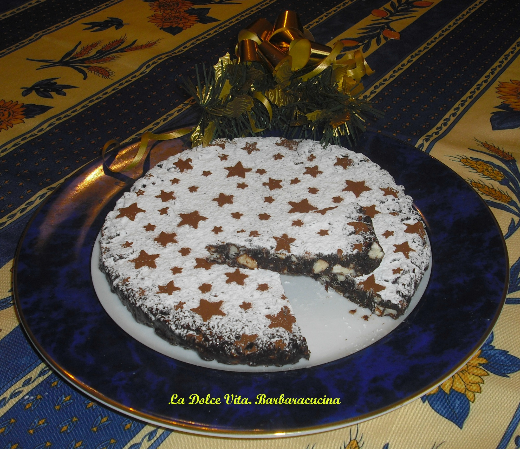 panforte al cioccolato 4