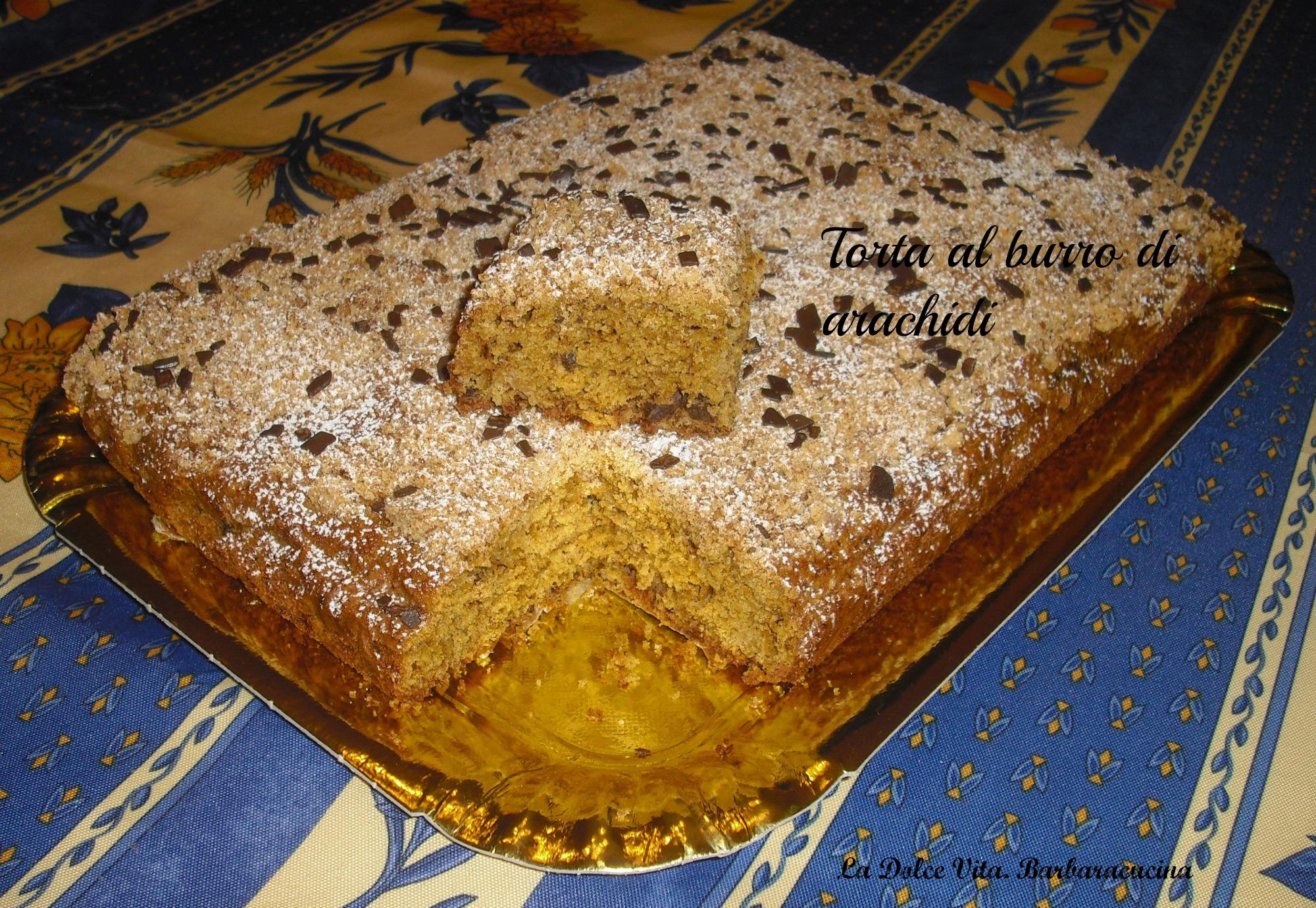 Célèbre Torta al burro di arachidi e cioccolato! | La Dolce Vita LB28