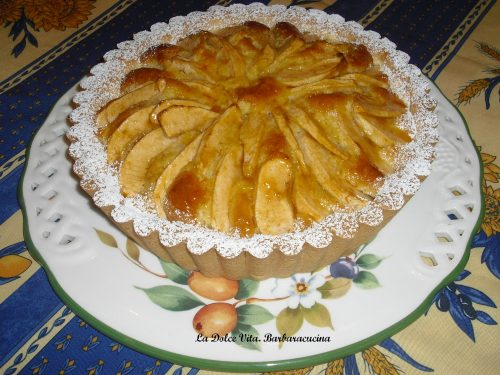 Torta alle mele…in crosta!