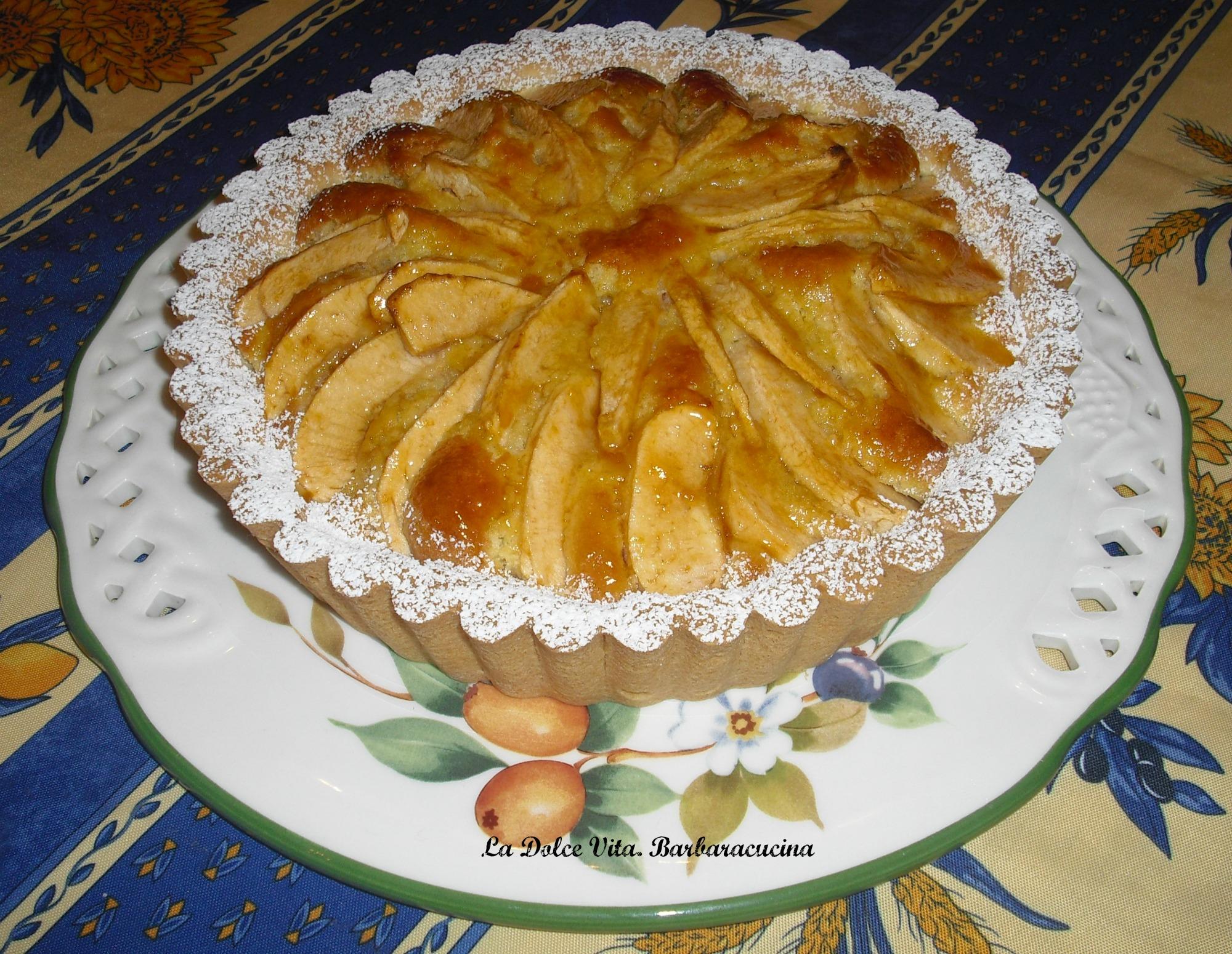 Favoloso Torta alle melein crosta!   La Dolce Vita OK72